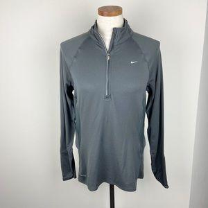 Nike Dri-Fit Quarter Zip Pullover